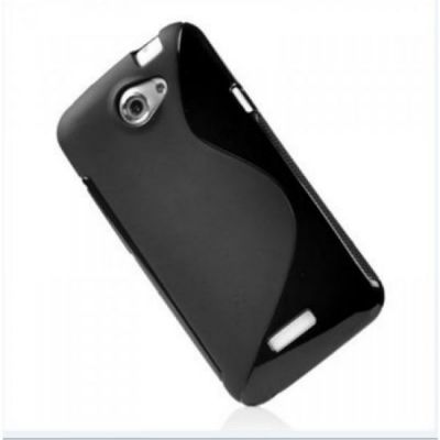 Чехол Artwizz SeeJacket для HTC One X/One XL Black 0349-TPU-HTC-1X-B