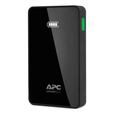 ����������� ����������� APC Mobile Power Pack 5000mAh Li-polymer Black M5BK-EC