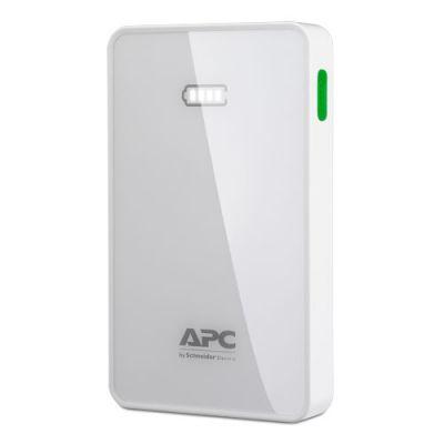 Портативный аккумулятор (Power Bank) APC Mobile Power Pack 5000mAh Li-polymer White M5WH-EC