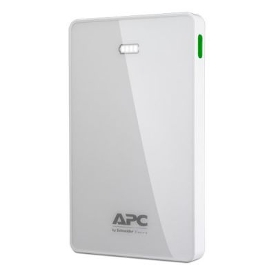Портативный аккумулятор (Power Bank) APC Mobile Power Pack 10000mAh Li-polymer White M10WH-EC