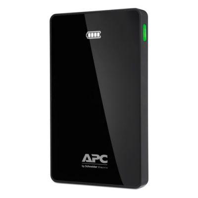 ����������� ����������� APC Mobile Power Pack, 10000mAh Li-polymer, Black M10BK-EC