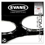Пластик Evans набор ETP-EC2SCLR-F