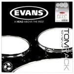 Пластик Evans набор ETP-EC2SCTD-F
