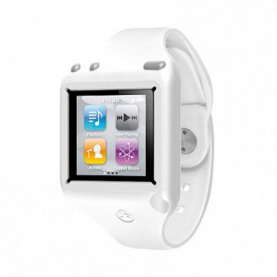 Чехол SwitchEasy для iPod Nano 6G White SW-TKN6-W