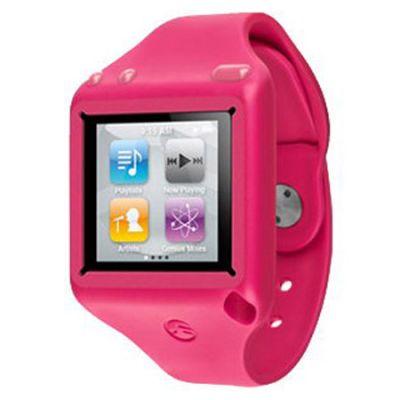 Чехол SwitchEasy для iPod Nano 6G Pink SW-TKN6-P