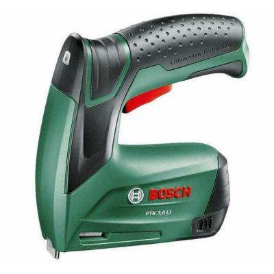 Степлер Bosch аккумуляторный PTK 3.6 LI 0603968120