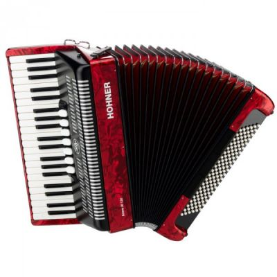��������� Hohner Bravo III 120 Red A1083