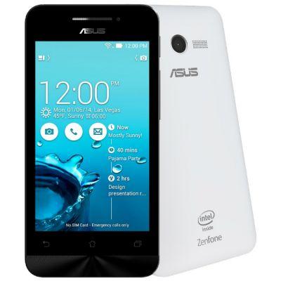 Смартфон ASUS Zenfone 4 A400CG White 90AZ00I2-M02230