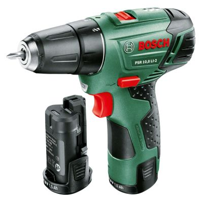 ����� Bosch �������������� ������� (����������) PSB 10.8 Li-2 10.8V 2 BAT 0603983921