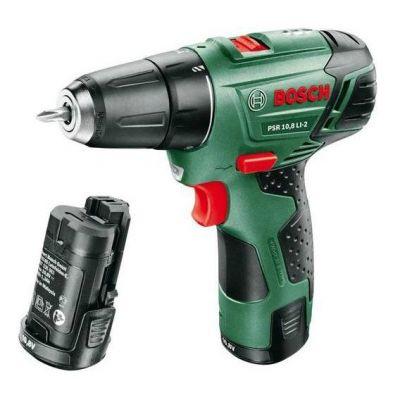 ����� Bosch �������������� (����������) PSR 10.8 Li-2 10.8V 0603972922