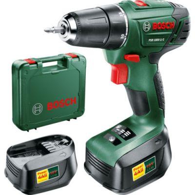 ����� Bosch �������������� ������� (����������) 1800 LI-2 ��� 2 BAT 06039A3321