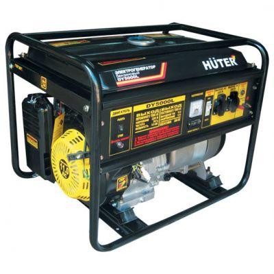 ��������� Huter DY5000L 4��� 802015