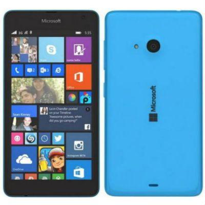�������� Nokia Lumia 535 Dual Sim Cyan A00024263