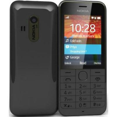 Телефон Nokia 220 Dual Sim Black (A00017589) A00017585