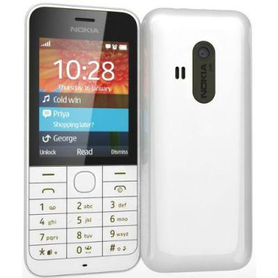 ������� Nokia 220 Dual Sim White