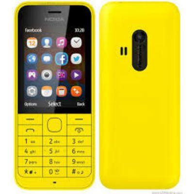 Телефон Nokia 220 Yellow A00017599