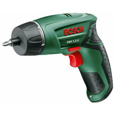 Шуруповерт Bosch PSR 7.2 LI 0603957720