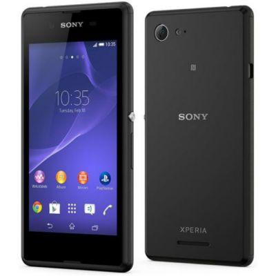�������� Sony Xperia E3 D2203BLK Black