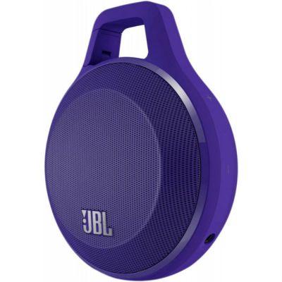 Акустическая система JBL CLIP PURPLE JBLCLIPPUREU