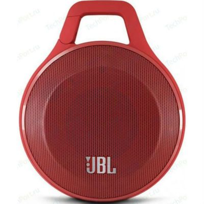 Акустическая система JBL CLIP RED JBLCLIPREDEU
