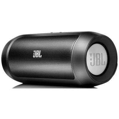 Акустическая система JBL Charge 2 Black CHARGEIIBLKEU