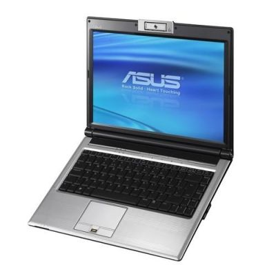 Ноутбук ASUS F8Vr P7350 (Black)