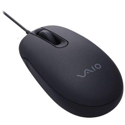 Мышь проводная Sony VAIO VGP-UMS30/B