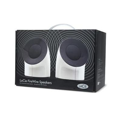 LaCie ������� FireWire Speakers 108540