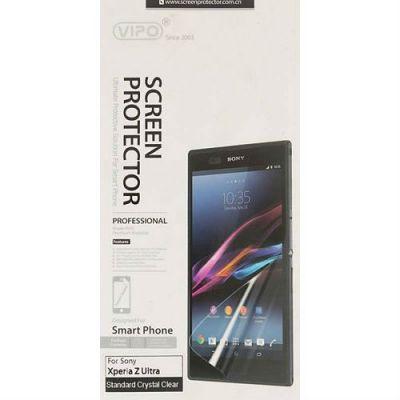 Защитная пленка Vipo для Sony Xperia Z Ultra (прозрачная)