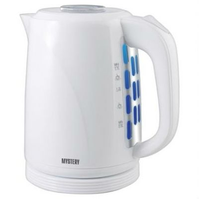 Электрический чайник Mystery MEK-1619 белый