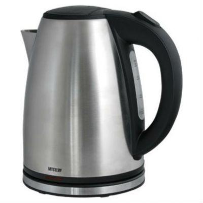 Электрический чайник Mystery MEK-1621 серебристый