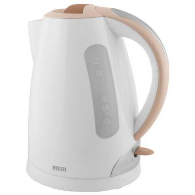 Электрический чайник Mystery MEK-1629 белый