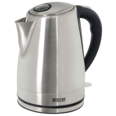 Электрический чайник Mystery MEK-1632 серебристый