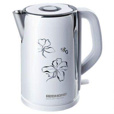 Электрический чайник Redmond RK-M131 (белый)