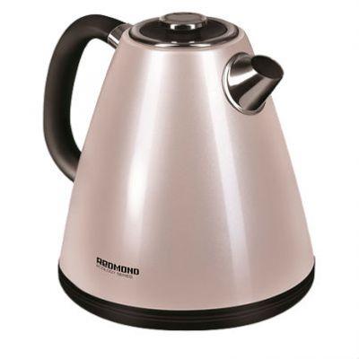 Электрический чайник Redmond RK-M132 (бежевый)