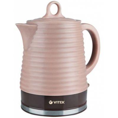 Электрический чайник Vitek VT-1135 (серебристый)