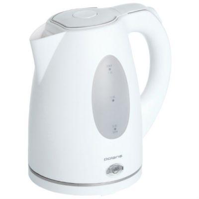 Электрический чайник Polaris PWK 1574CL (белый)