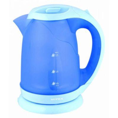 Электрический чайник Supra KES-1722 голубой