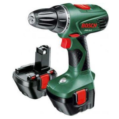 ���������� Bosch PSR 12 (2 BAT) 0603955521