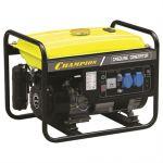 Генератор CHAMPION бензиновый GG2800 (2/2.2 кВт, OHV UP168, 5.5 л.с., 15 л, 42.5 кг, 1.4 л/ч, 12 V)