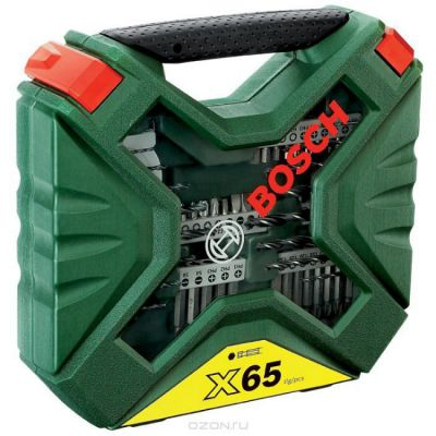 Набор Bosch X-line 65 (65 предметов) 2607010612 987848