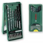 Набор Bosch 2607019579 (15 предметов) 988403