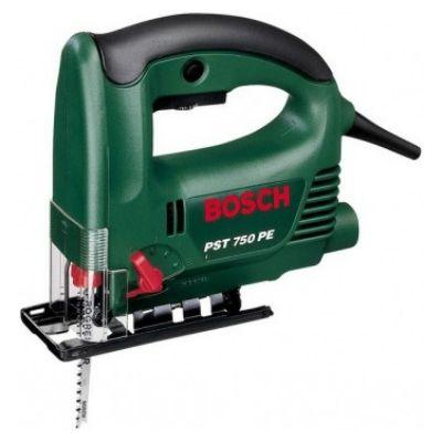 Электролобзик Bosch PST 750 PE 530 Вт 06033A0520