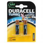 Батарейки Duracell LR03-2BL Basic AAA 2шт -