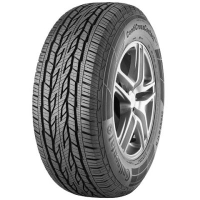 Летняя шина Continental ContiCrossContact LX2 225/60 R18 100H 0354310