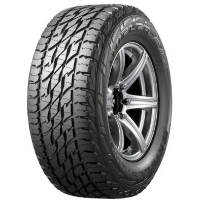 Летняя шина Bridgestone Dueler A/T 697 265/65 R17 112T PSR0L63103