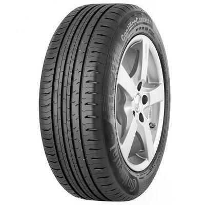 Летняя шина Continental ContiEcoContact 5 215/55 R17 94V 0356648