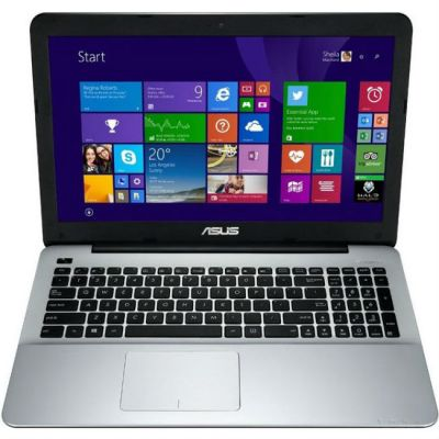 Ноутбук ASUS K555LA-XO241H 90NB0657-M03320