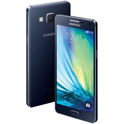 Смартфон Samsung Galaxy A5 SM-A500F 4G Black SM-A500FZKDSER