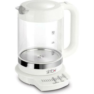 Электрический чайник Sinbo SK 2397 (белый)